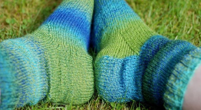 calzini per maglieria
