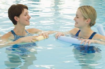come imparare a nuotare da adulto da solo