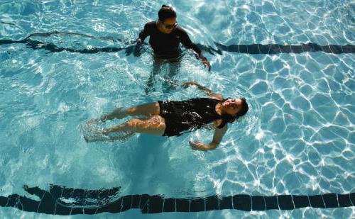 dove può imparare a nuotare adulto