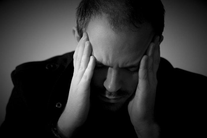 състояние на депресия