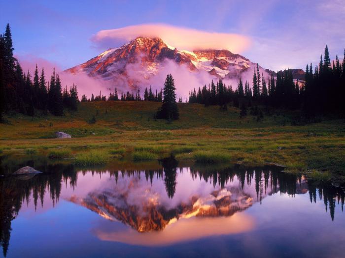 Krásné přírodní fotky
