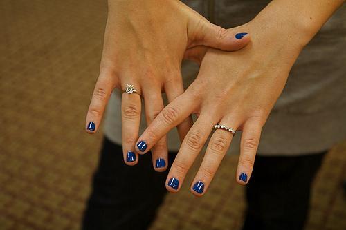 полиране на ноктите