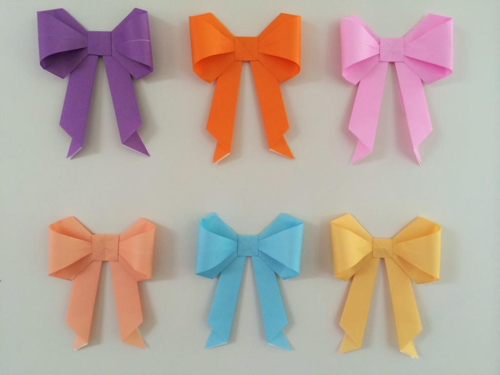 Fiocchi multicolori