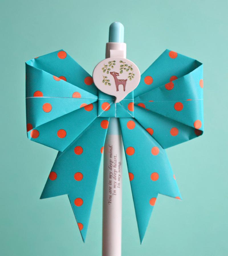 Applicazione dell'arco di origami