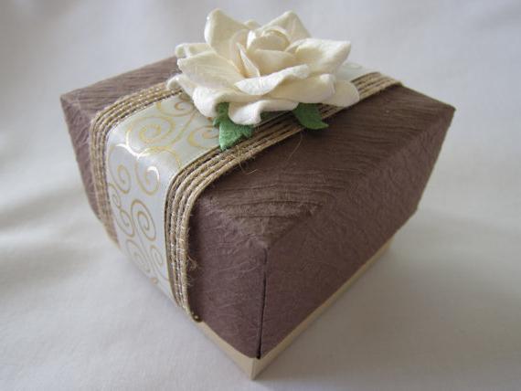 како направити кутију папира