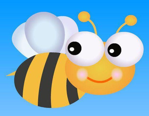 wizytówka grupy pszczół w przedszkolu
