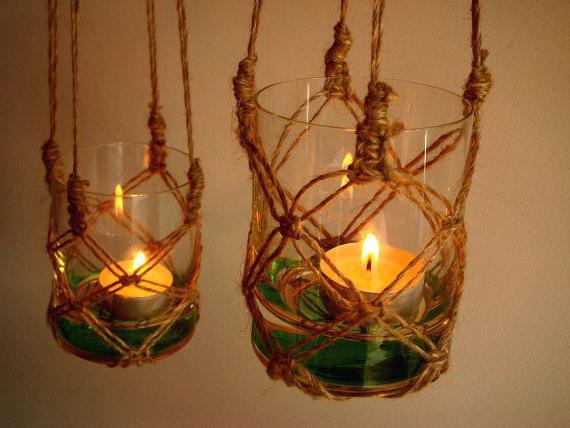 jak vyrobit svícen