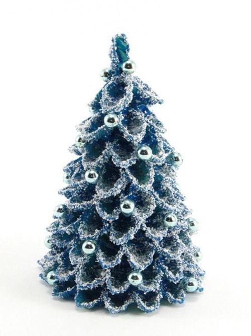 синьо дърво
