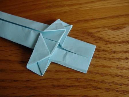 origami katana