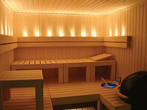 термоустойчива лампа за баня