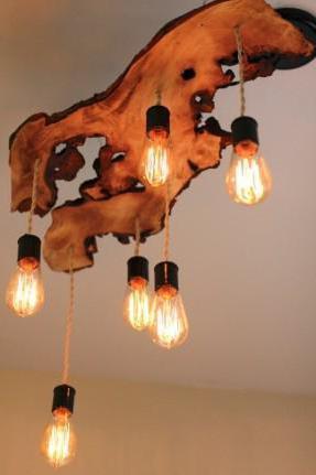 лампа за баня със собствените си ръце