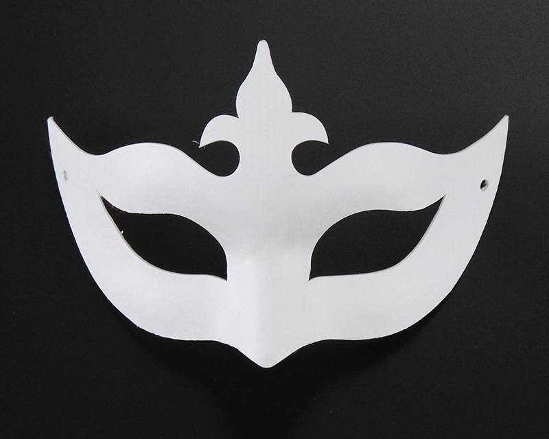 come fare un modello di maschera