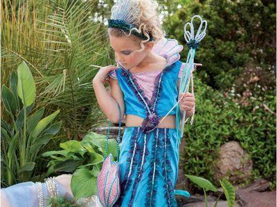 sirena karnevalski kostim