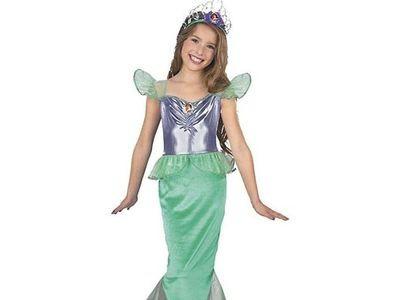 kostim za dječju sirenu