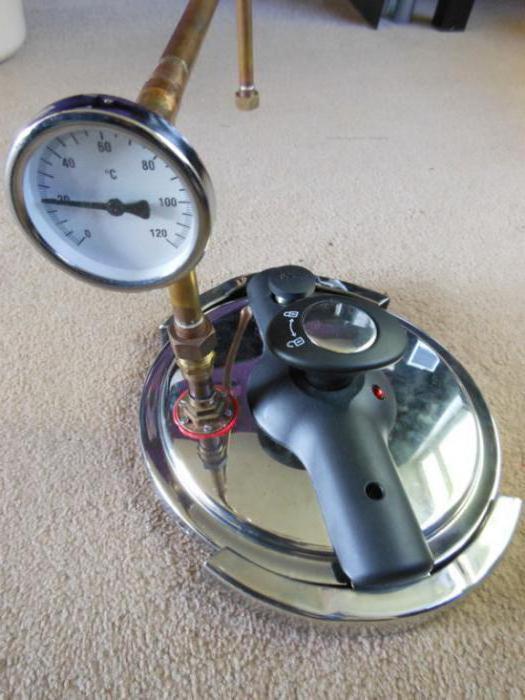 jak vyrobit moonshine z tlakového hrnce