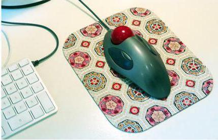 mouse pad ottico fai da te