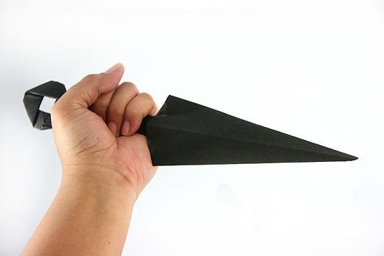 coltello di carta