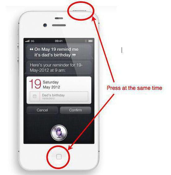jak vytvořit snímek obrazovky v telefonu