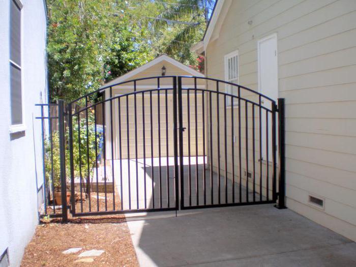 zakretna vrata za garažu