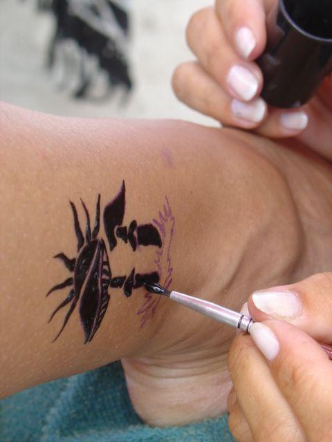 Jak Zrobić Tymczasowy Tatuaż W Domu To Jest Moc Każdego