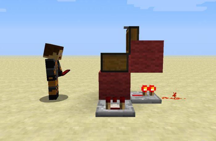 kako napraviti zamku prsa u minecraft
