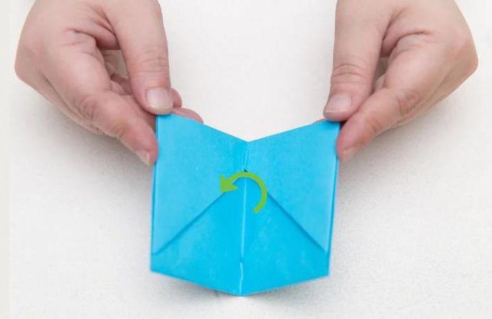 portafogli origami