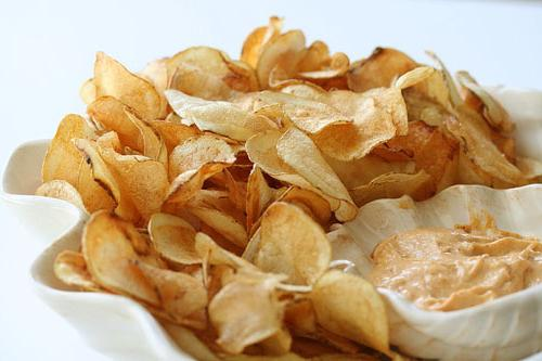 come si fanno le patatine da soli