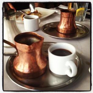 Come fare il caffè a Turk