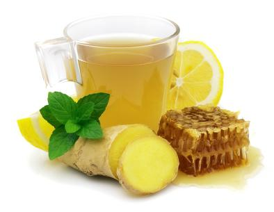 Lemon Ginger Honey