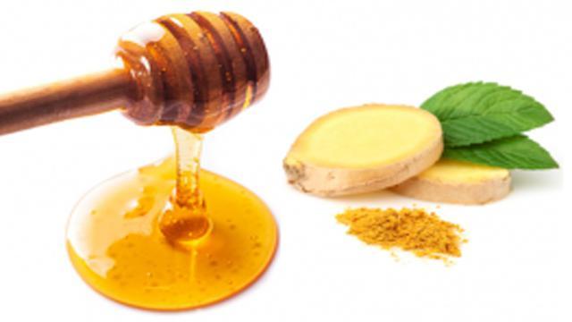 пиене на джинджифил с мед