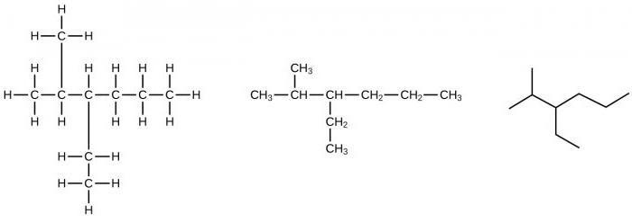 sestavljajo klic izomerov