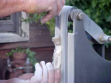 domowe noże zrób to sam