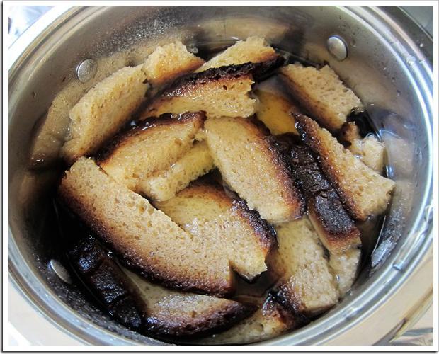 domaći kvas od crnog kruha