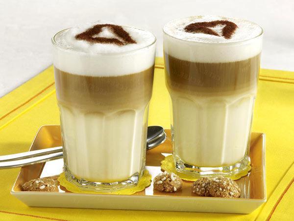 Kako napraviti latte macchiato