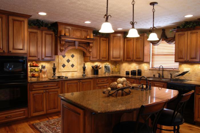Progetto di ristrutturazione della cucina