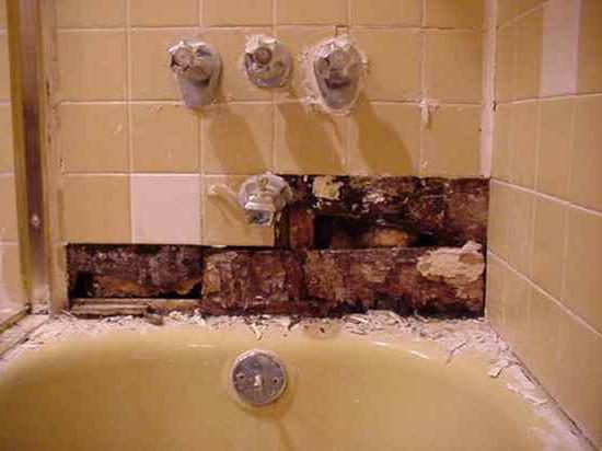 как да направите ремонт в банята със собствените си ръце