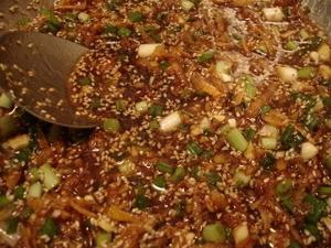 come mettere sott'aceto lo shish kebab in aceto