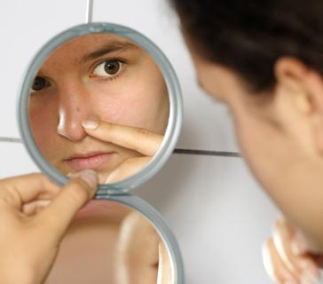 come restringere i pori