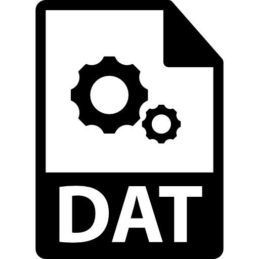 како отворити дат датотеку