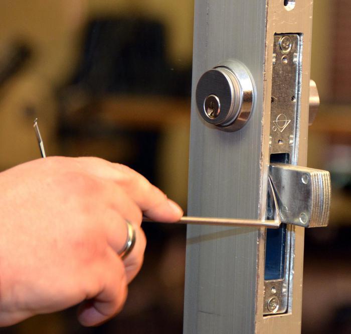 come aprire la serratura senza una chiave