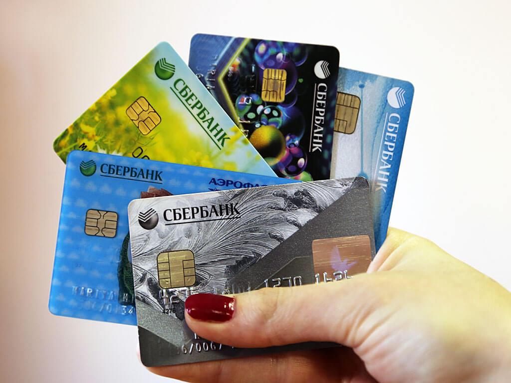 Carte di debito Sberbank