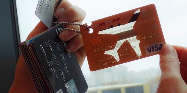 Travel cards da Sberbank
