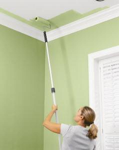 kako obojiti strop od gipsanih ploča