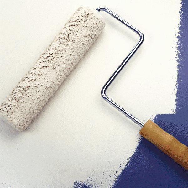 jak malovat dům vodou ředitelnou barvou