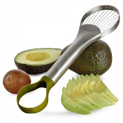 kako očistiti avokado