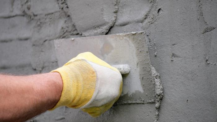 как да се мазилка стени