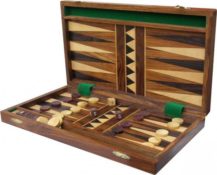 jak grać w backgammon