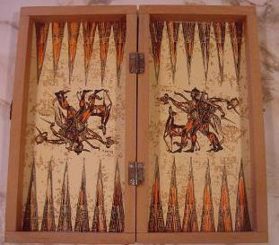 zasady dotyczące długich backgammonów