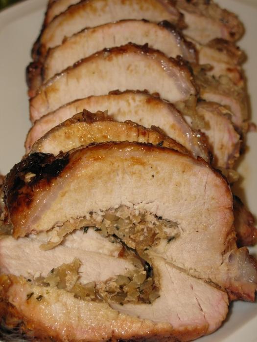 печење свињетине у фолији
