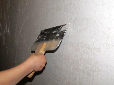 štukové stěny to udělejte sami